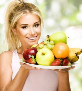 Фруктово белковая диета